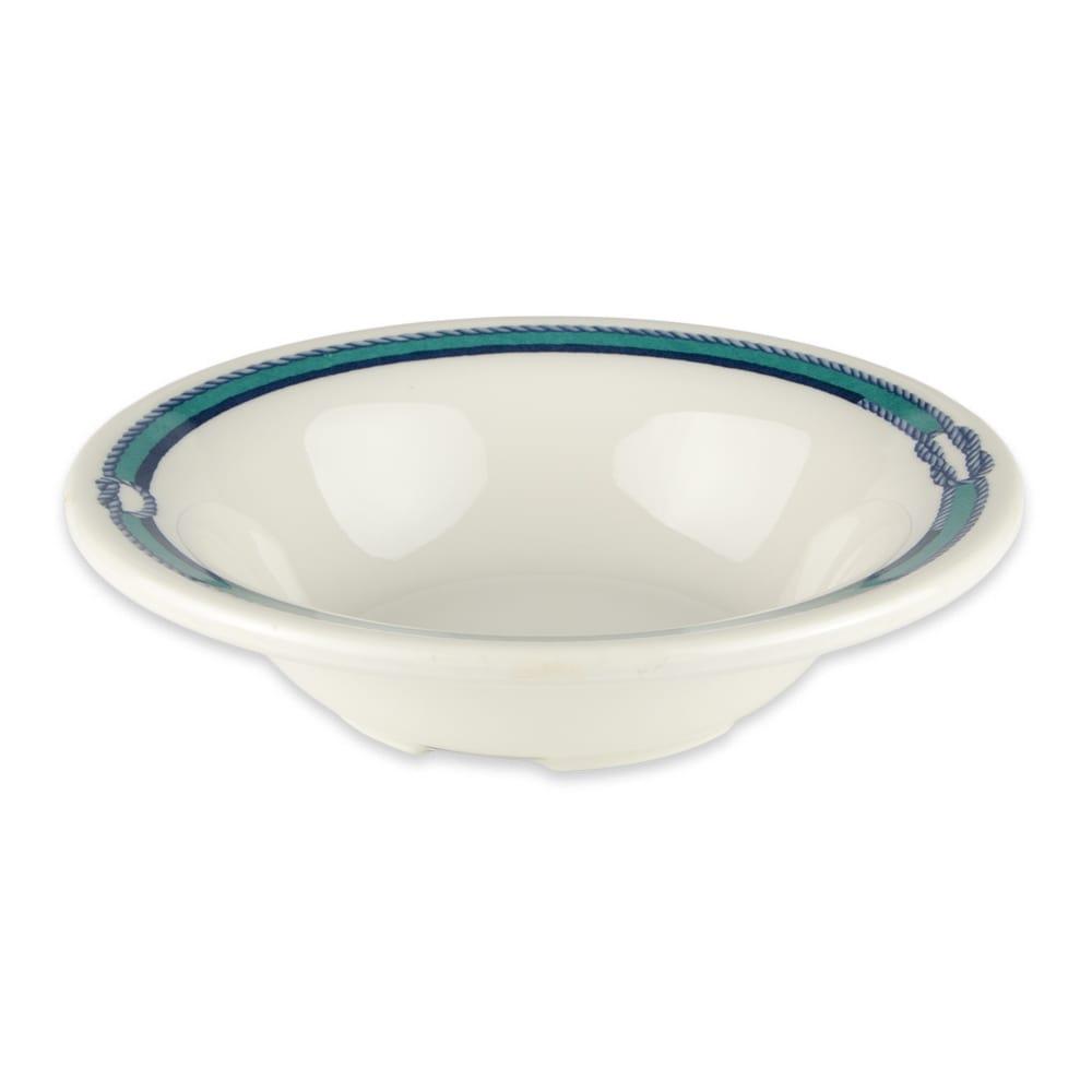 "GET BF-070-FP 6.25"" Round Salad Bowl w/ 10 oz Capacity, Melamine, White"