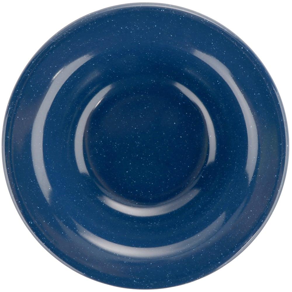 "GET BF-070-TB 6.25"" Round Salad Bowl w/ 10-oz Capacity, Melamine, Blue"