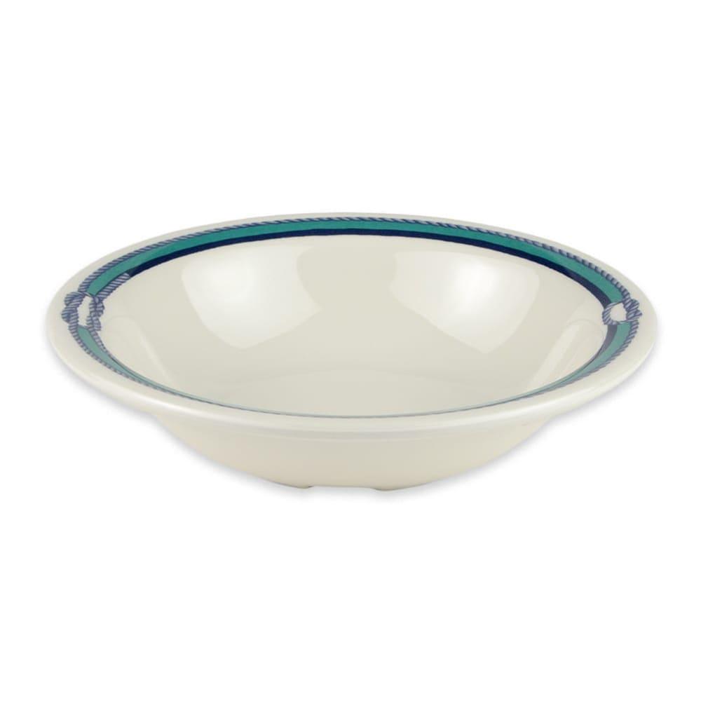 "GET BF-725-FP 7.25"" Round Soup Bowl w/14 oz Capacity, Melamine, White"