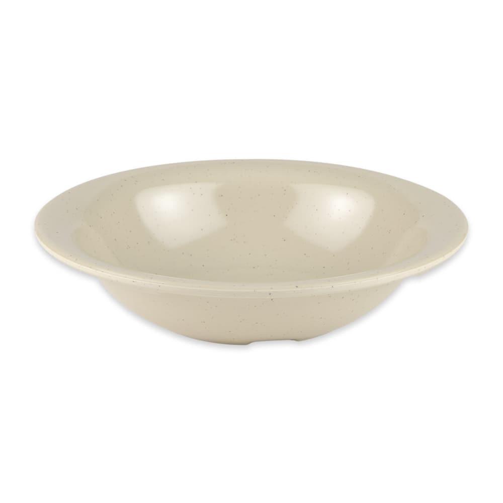 "GET BF-725-S 7.25"" Round Soup Bowl w/ 14-oz Capacity, Melamine, Sandstone"