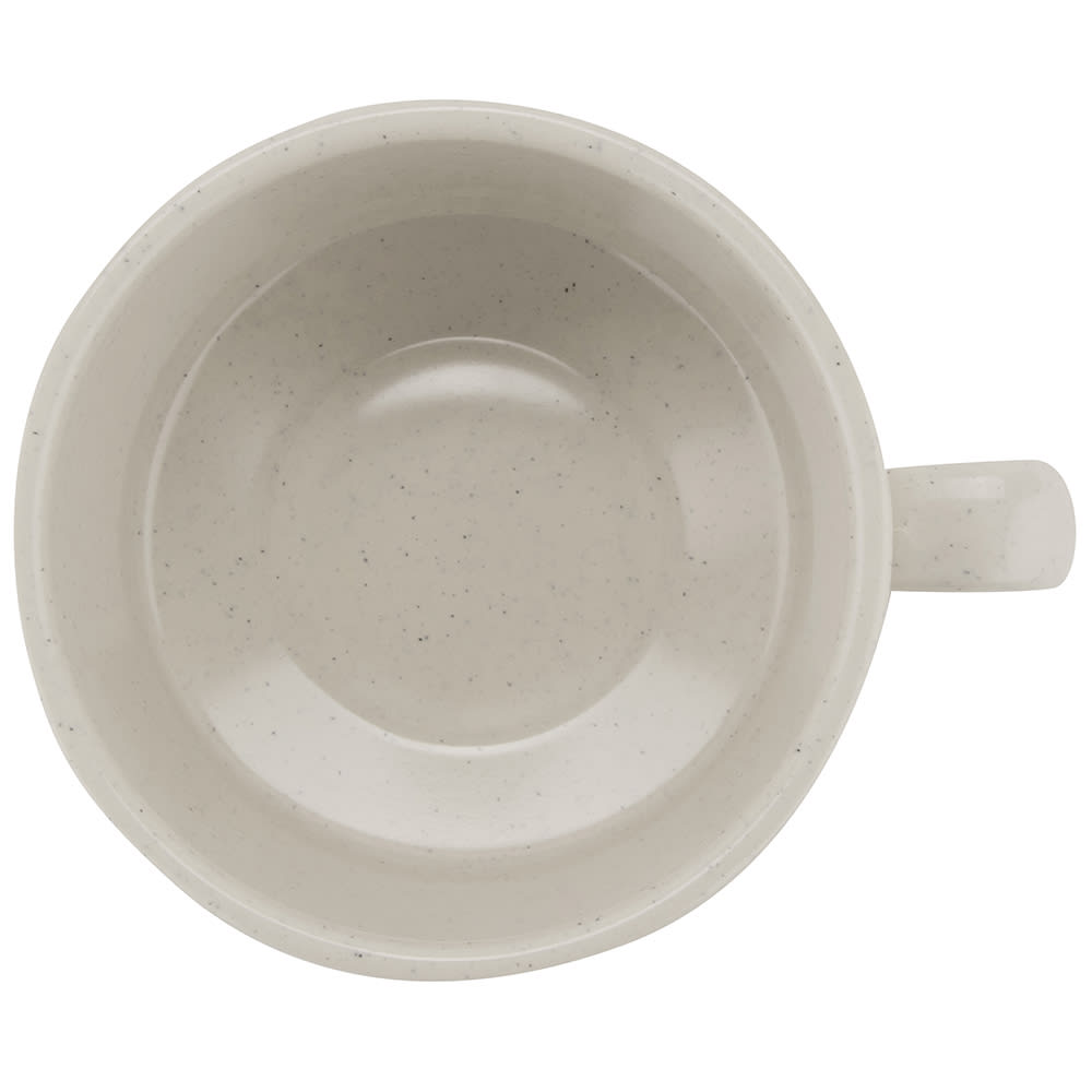 GET C-112-IR 13-oz Coffee Mug, Melamine, Ironstone