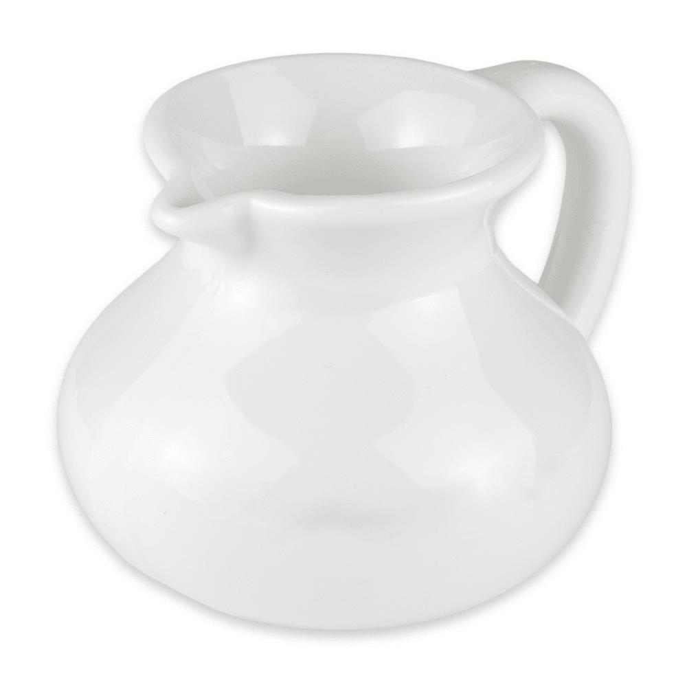 GET CM-300-PC-W 3-oz Polycarbonate Creamer, White