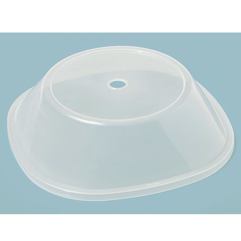 """GET CO-98-CL Cover for 11.6"""" To 12.25"""" Triangular Plates, Clear Plastic"""