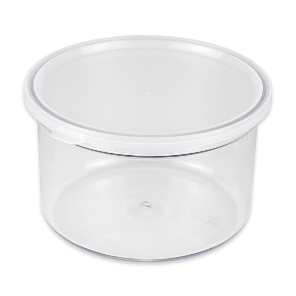 GET CR-0150-CL 1.5-qt Salad Crock w/ Lid, Plastic, Clear