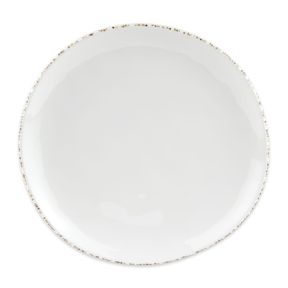 """GET CS-10-UM 10.5"""" Round Plate - Melamine, Urban Mill"""