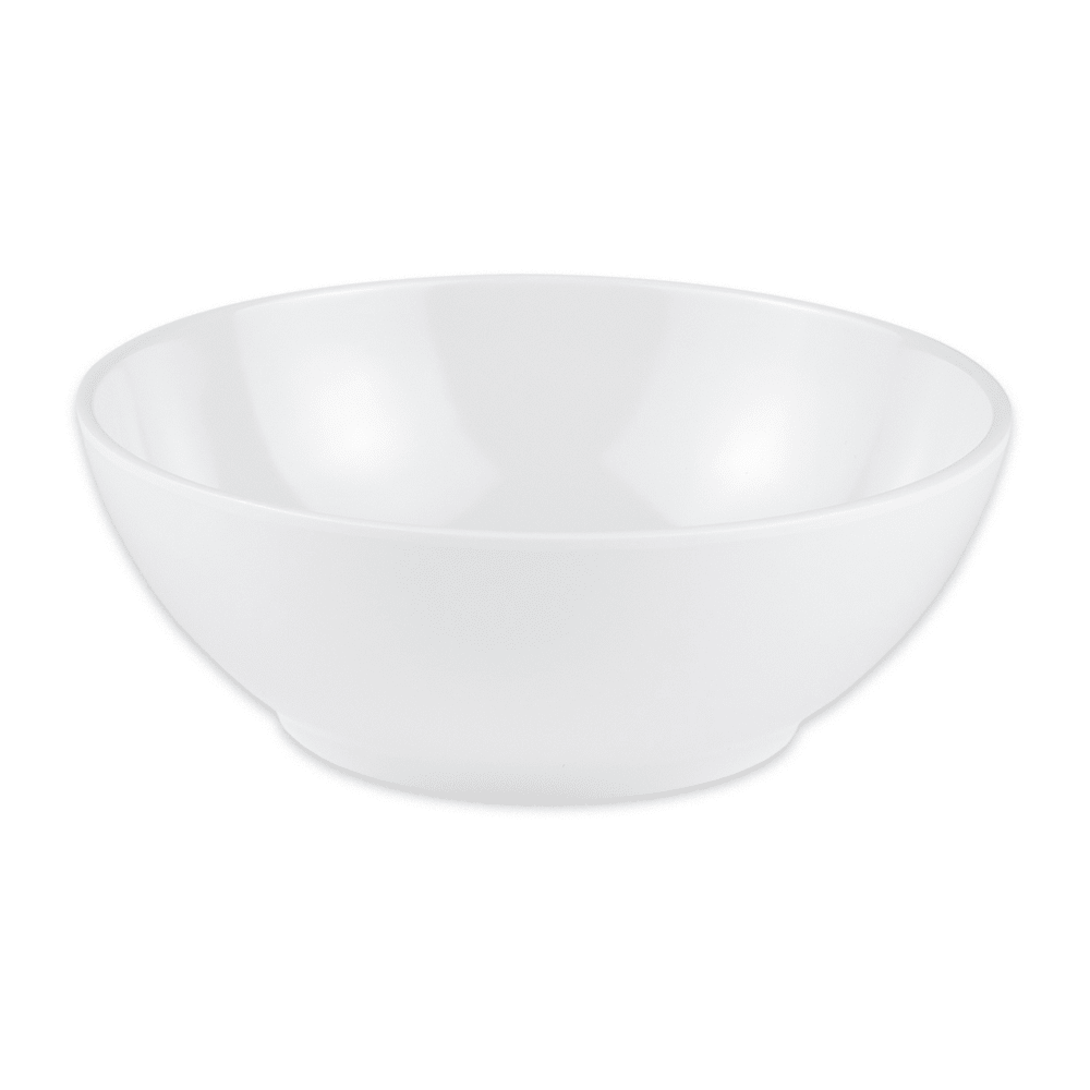 "GET CS-6101-W 6.25"" Round Cereal Bowl w/ 20 oz Capacity, Melamine, White"