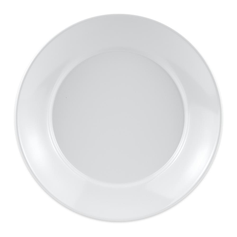 "GET CS-6107-W 10.5"" Round Pasta Bowl w/ 1 qt Capacity, Melamine, White"