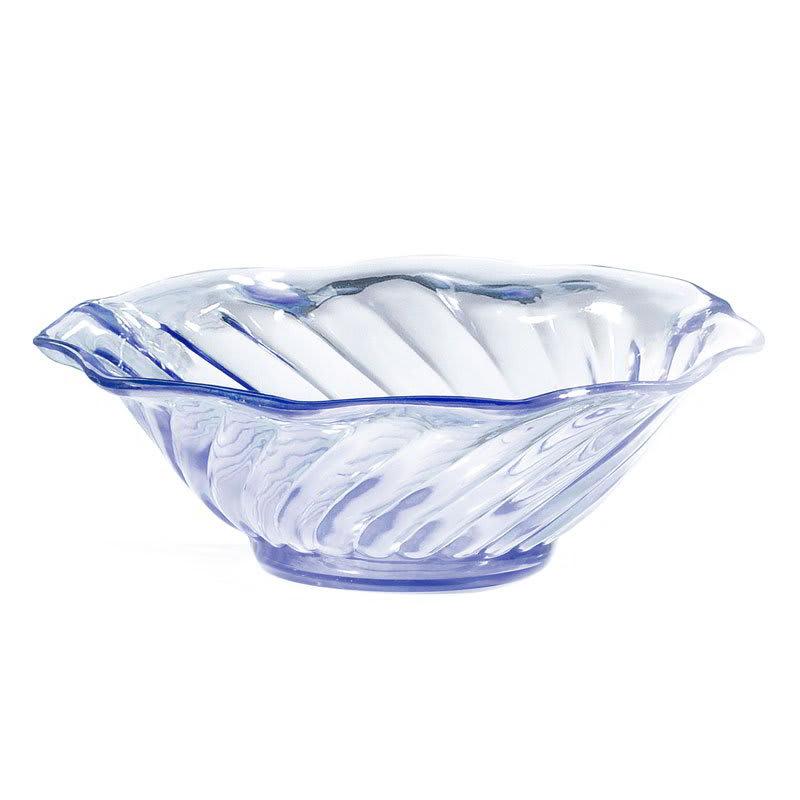 GET DD-60-BL 6-oz Dessert Dish, SAN Plastic, Blue