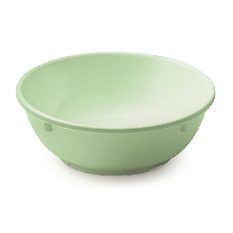 "GET DN-314-G 5.5"" Round Oatmeal Bowl w/ 14 oz Capacity, Melamine, Green"