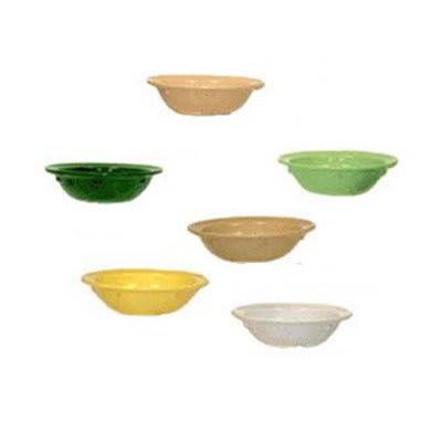 "GET DN-335-G 3-1/2-oz Fruit Bowl, 4-1/8"" Melamine, Green, Supermel"