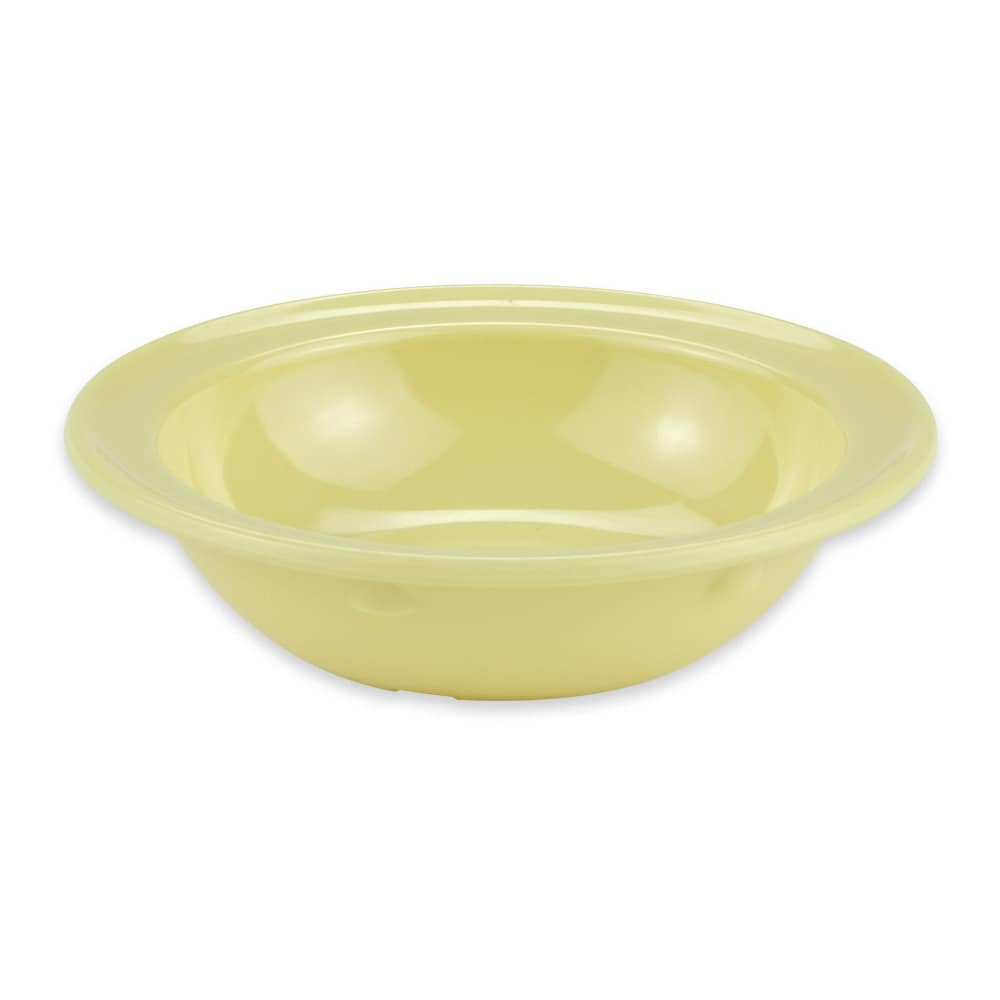 "GET DN-350-Y 4.75"" Round Fruit Bowl w/ 5 oz Capacity, Melamine, Yellow"