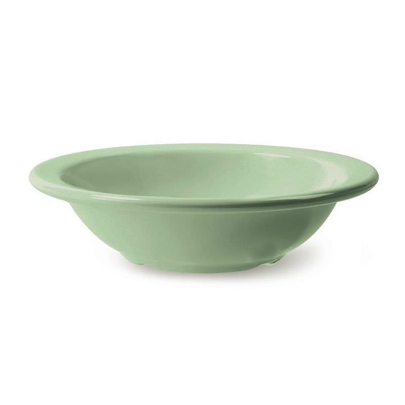 "GET DN-410-G 5.75"" Round Grapefruit Bowl w/ 10-oz Capacity, Melamine, Green"
