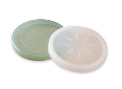 GET EC-07-CL-LID Eco Take Outs Soup Container Lid, For EC-07, Clear