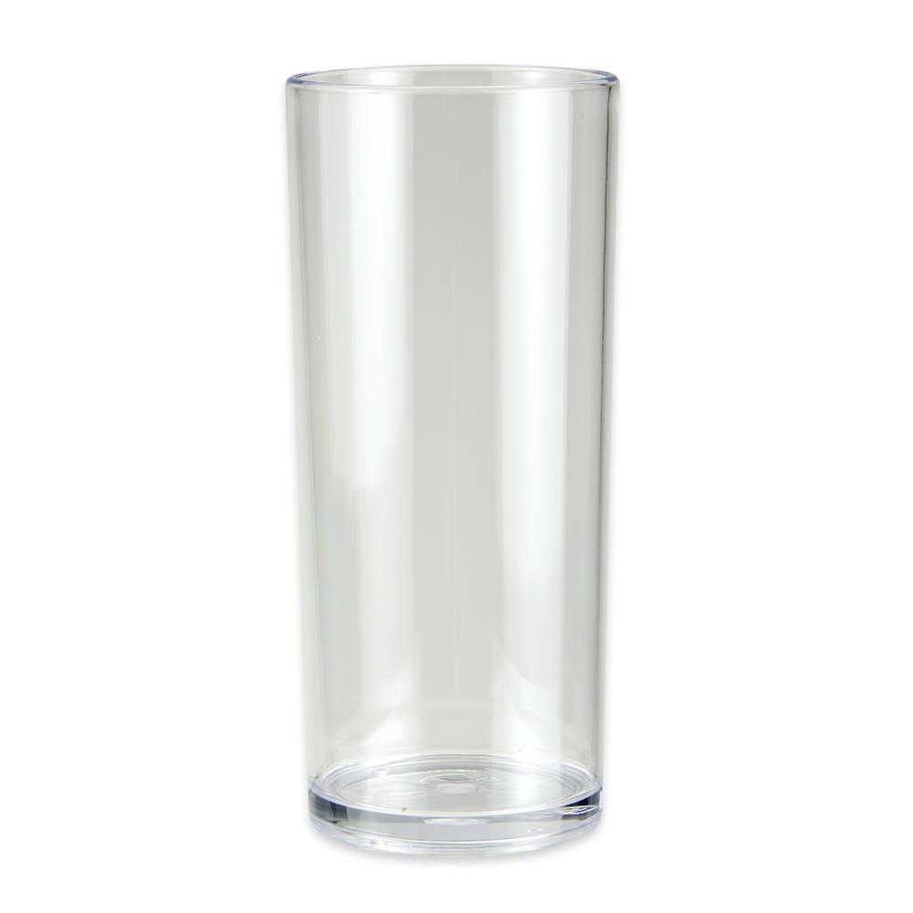 GET H-16-1-SAN-CL 16 oz Hi Ball, SAN Plastic, Clear