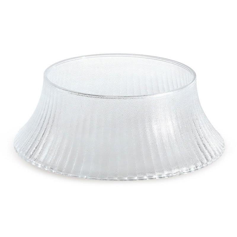GET HI-2008-CL Pedestal for HI2006, Polycarbonate, Clear Plastic