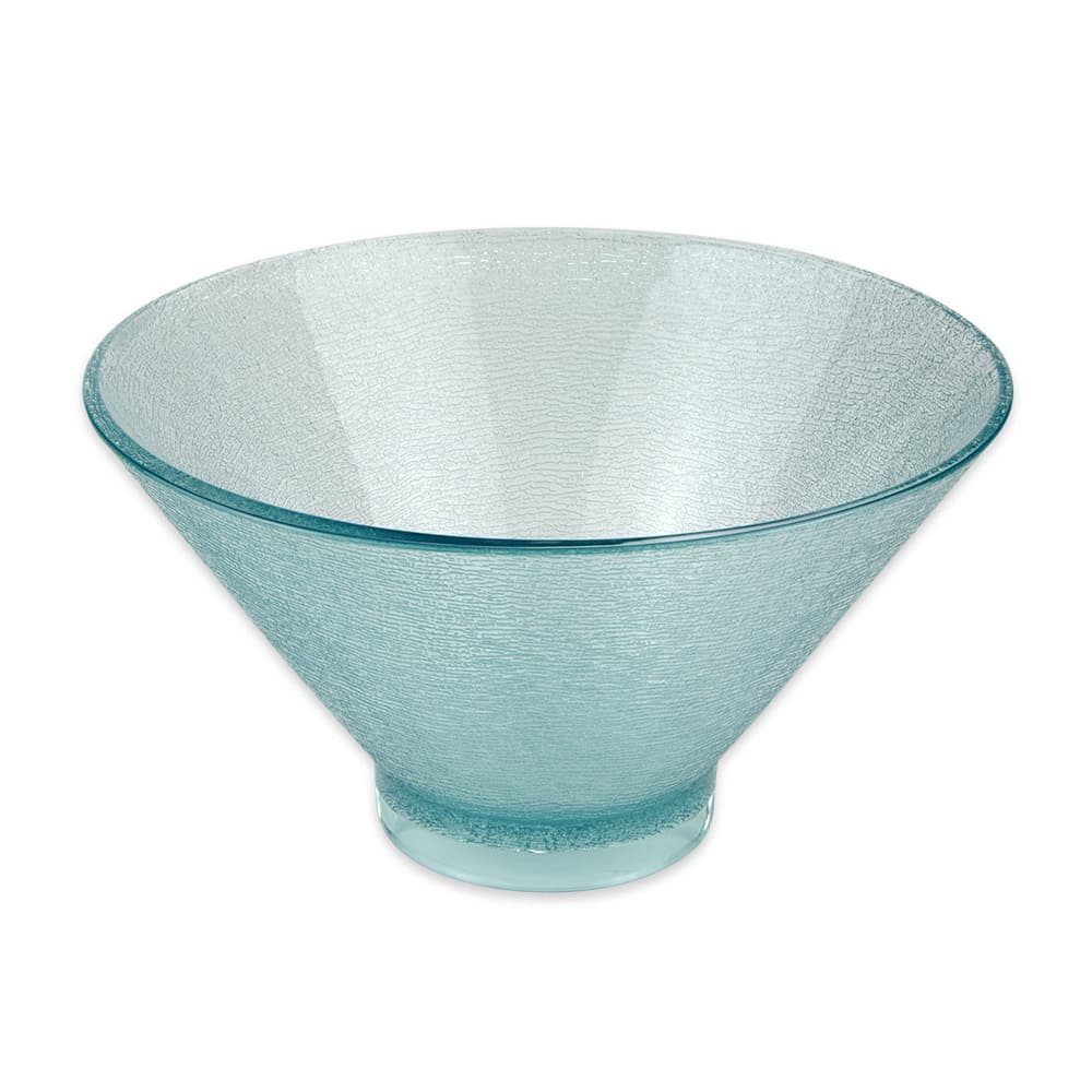 "GET HI-2018-JA 11.5"" Round Serving Bowl w/ 4-qt Capacity, Polycarbonate, Green"