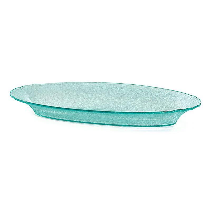 "GET HI-2035-JA 21"" Round Serving Bowl w/ 3 qt Capacity, Polycarbonate, Green"