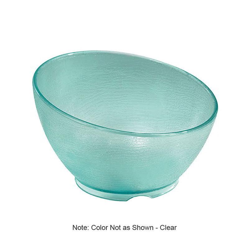 "GET HI-2037-CL 5"" Round Salad Bowl w/ 11.5 oz Capacity, Polycarbonate, Clear"