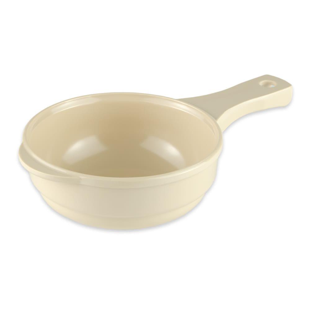 "GET HSB-110-T 4.75"" Round Soup Bowl w/ 10-oz Capacity, Melamine, Tan"