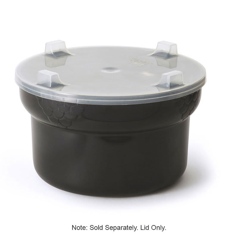 GET LID-1000-CL Replacement lid for CR-1000, Clear