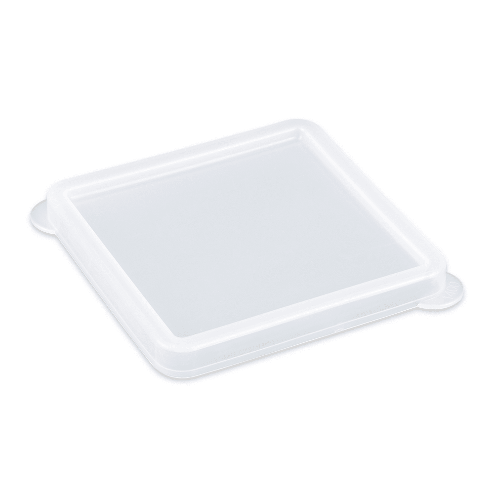 GET LID-1400-CL Lid for ML-148, Polypropylene