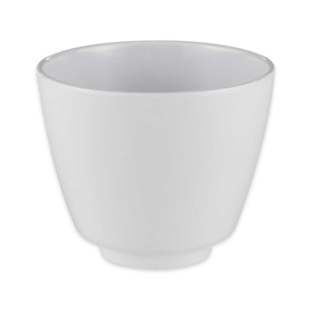 GET M-077C-W 5.5-oz Tea Cup, Melamine, White