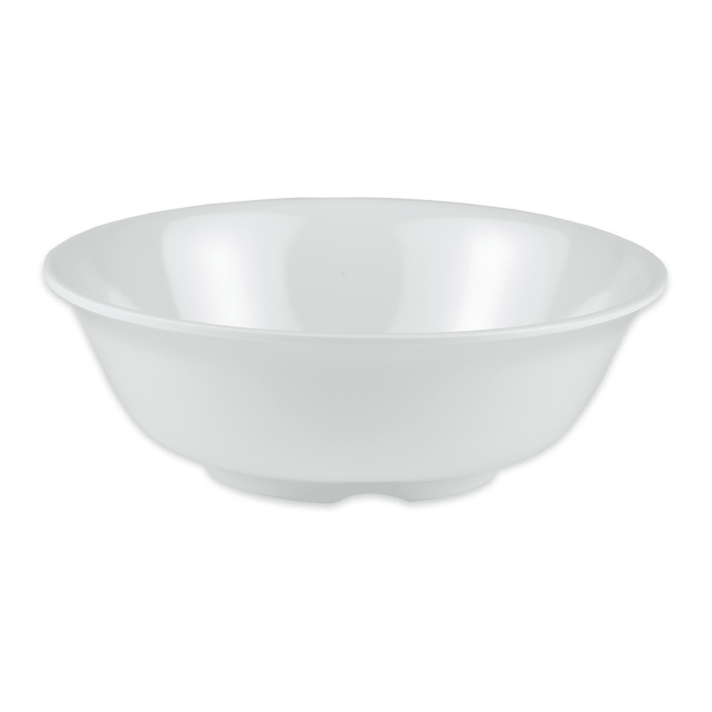 "GET M-810-W 6.5"" Round Rice Bowl w/ 24-oz Capacity, Melamine, White"