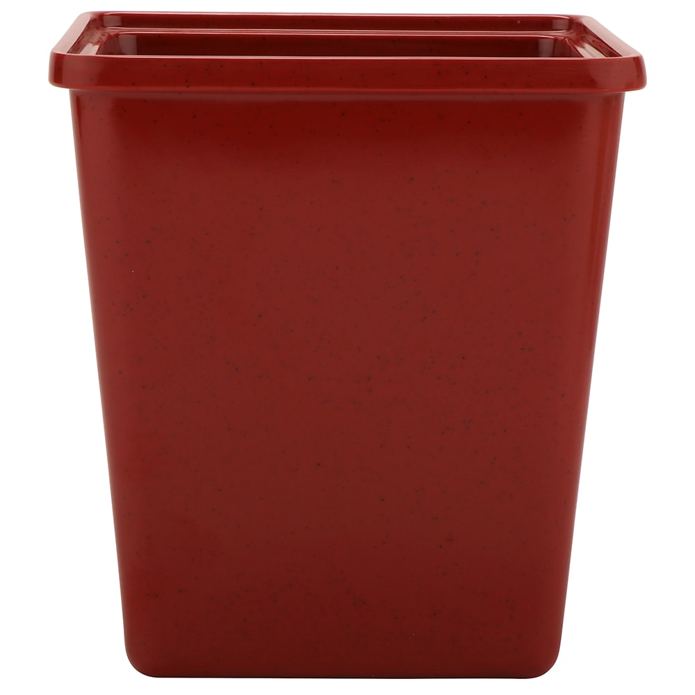 GET ML-150-RSP 3-qt Salad Crock, Melamine, Red