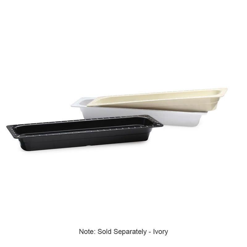 GET ML-158-IV 1/2-Long Food Pan, Melamine, Ivory