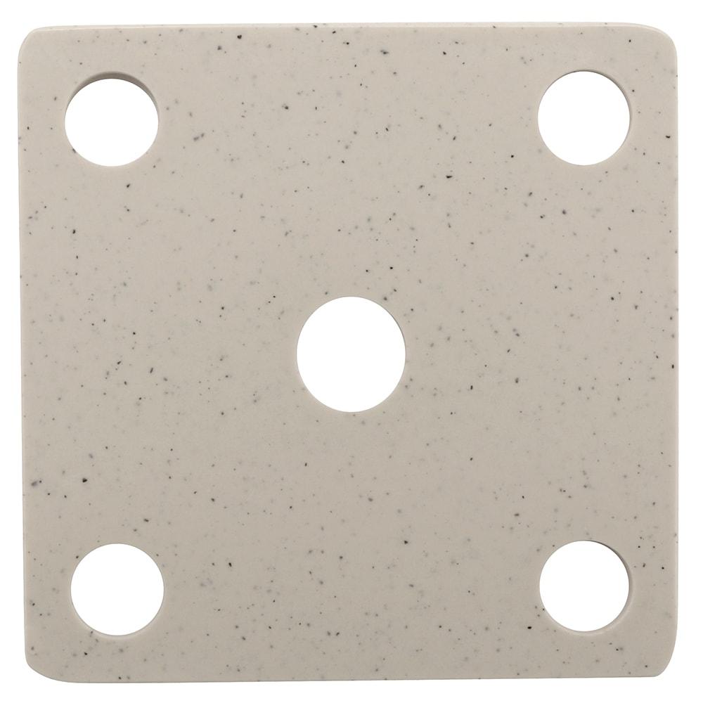 GET ML-222-IR False Bottom for ML-148 w/ Holes, Melamine, Ironstone