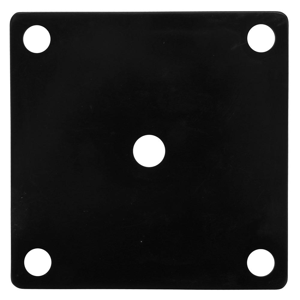 GET ML-223-BK False Bottom for ML-149 w/ Holes, Melamine, Black