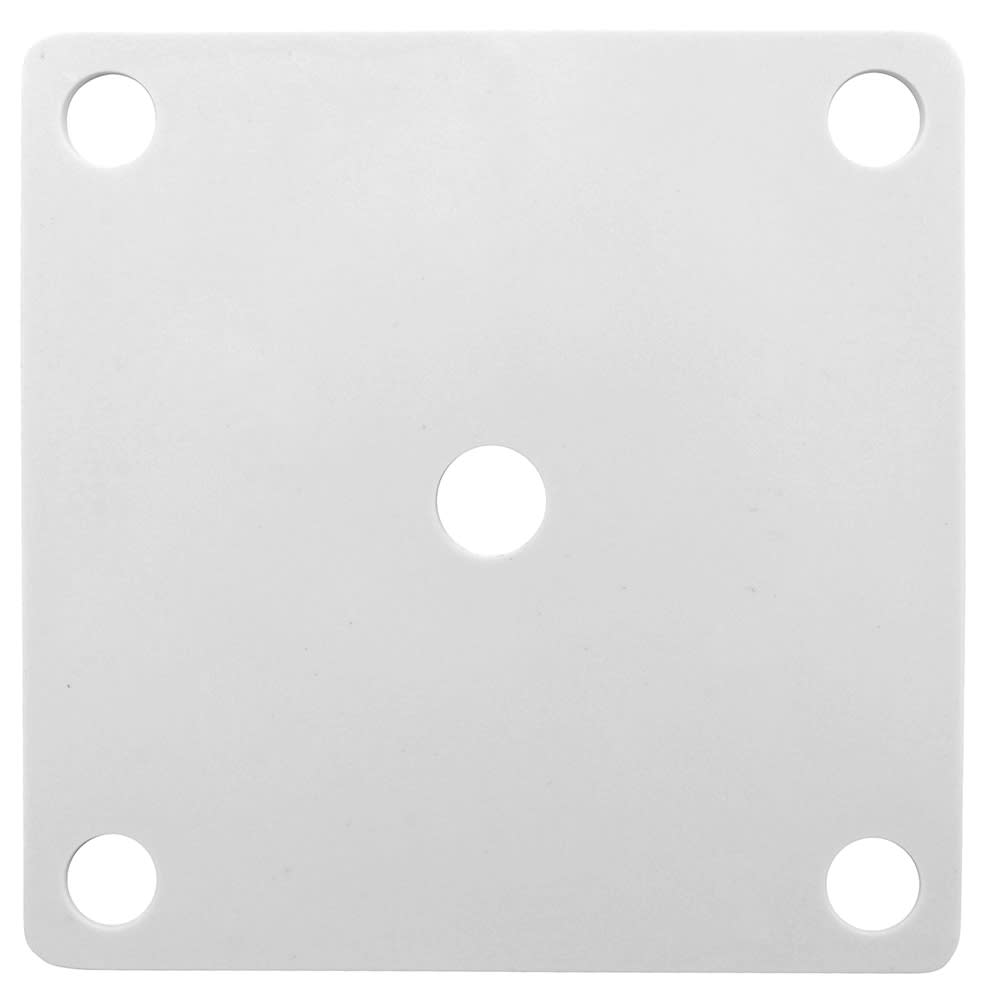 GET ML-223-W False Bottom for ML-149 w/ Holes, Melamine, White