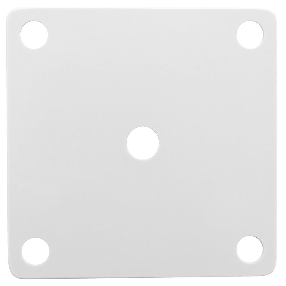 GET ML-224-W False Bottom for ML-150 w/ Holes, Melamine, White