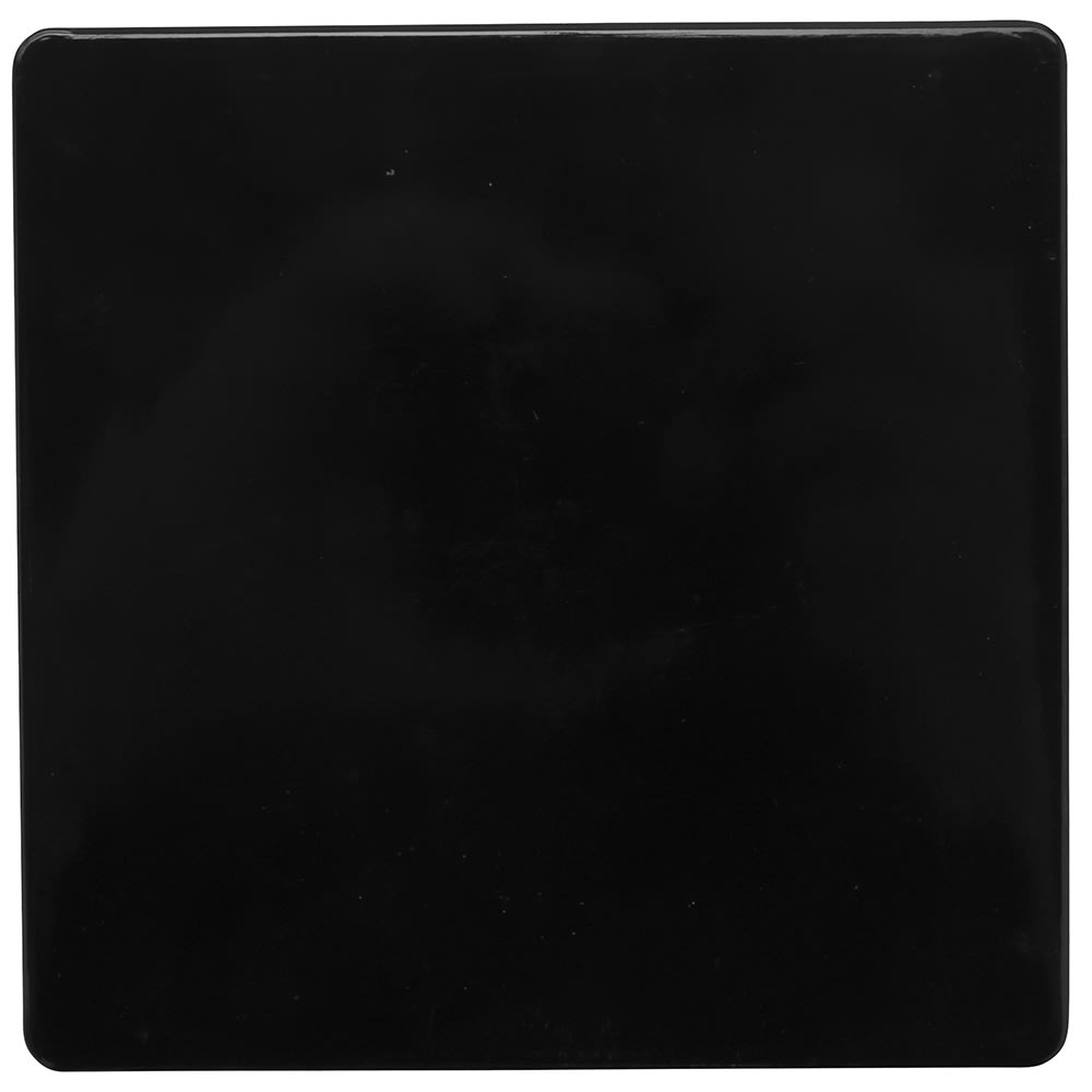 GET ML-228-BK False Bottom for ML-148 w/ Holes, Melamine, Black