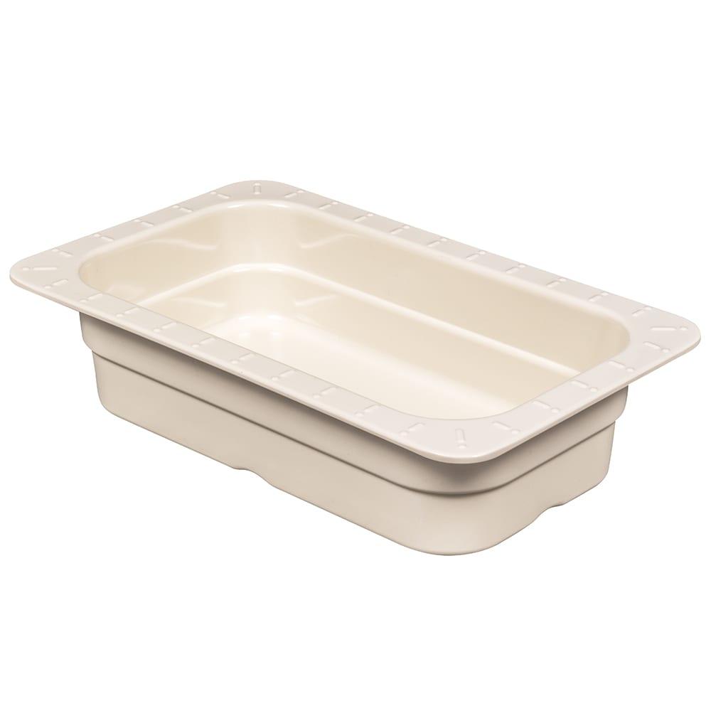 GET ML-29-IV 1/4-Size Food Pan, Melamine, Ivory