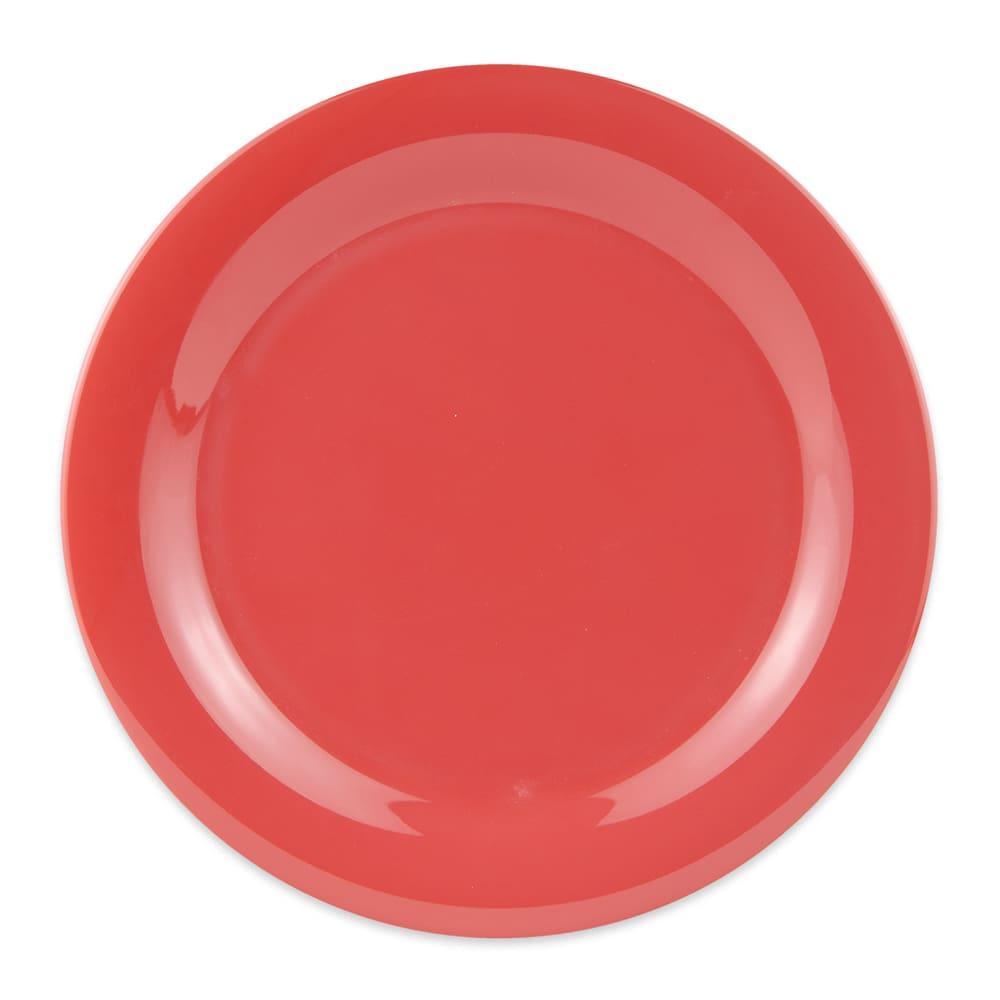 """GET NP-10-RO 10.5"""" Round Dinner Plate, Melamine, Orange"""