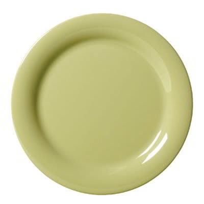 """GET NP-9-AV 9"""" Round Dinner Plate, Melamine, Avocado"""