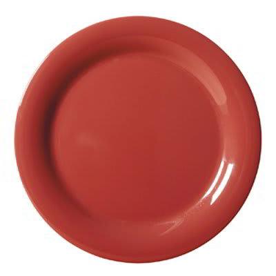 "GET NP-9-CR 9"" Round Dinner Plate, Melamine, Cranberry"
