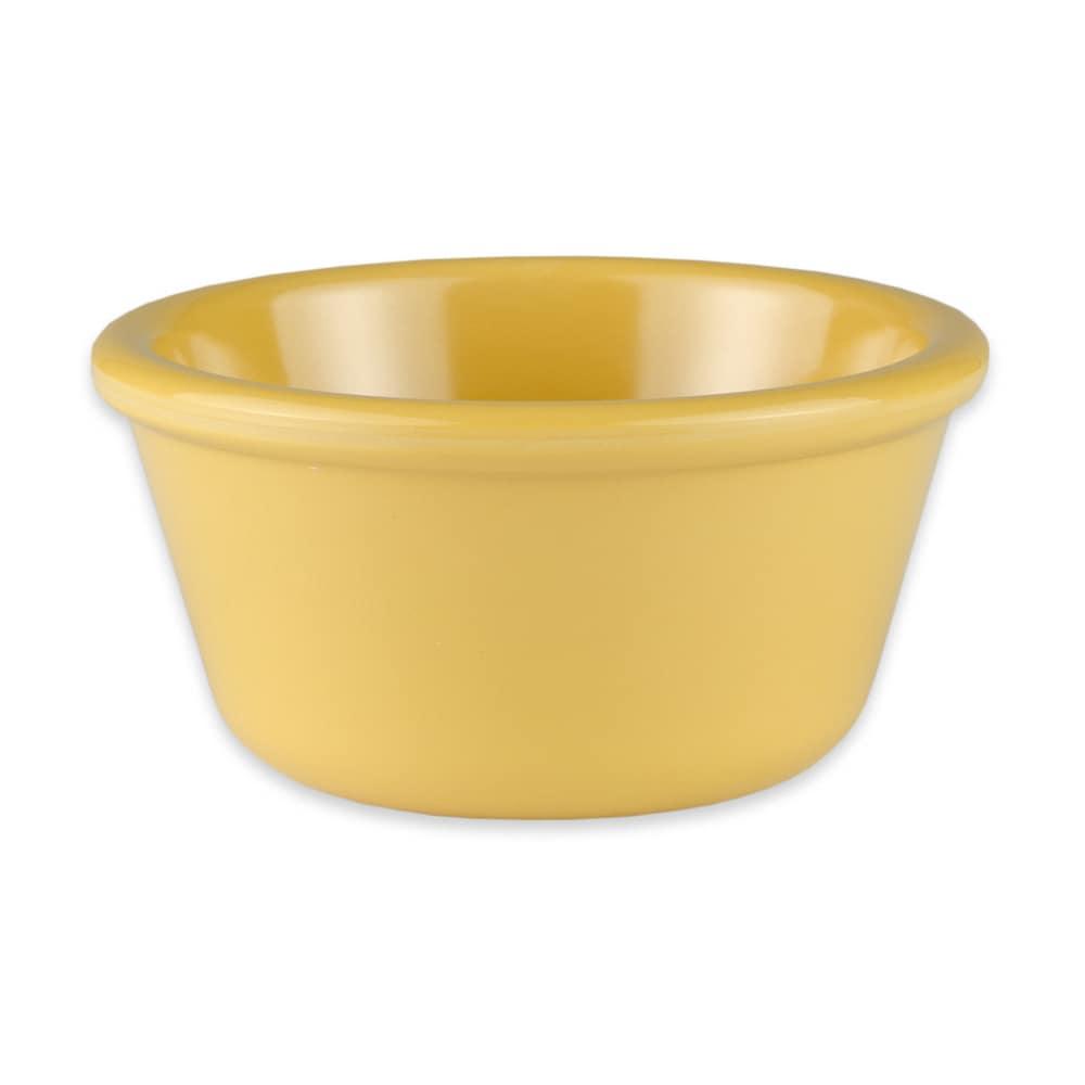 GET RM-388-TY 3-oz  Ramekin, Melamine, Yellow