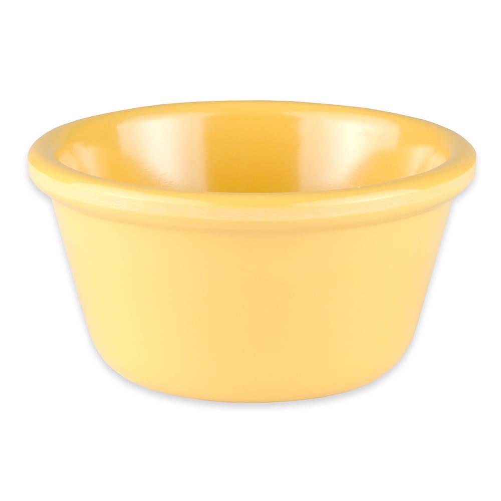 GET RM-400-TY 4-oz  Ramekin, Melamine, Yellow