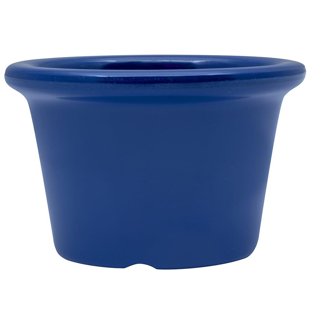 GET S-610-CB 1.5 oz  Ramekin, Melamine, Blue