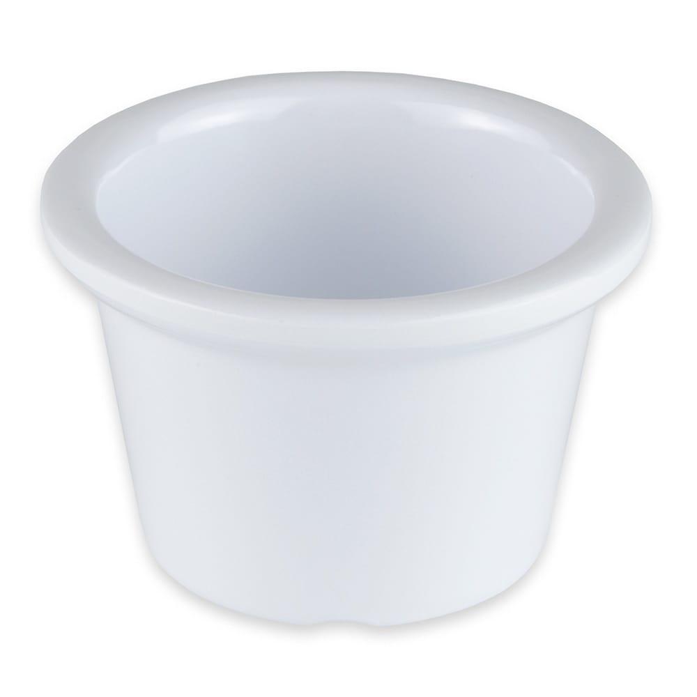 GET S-610-W 1.5 oz  Ramekin, Melamine, White