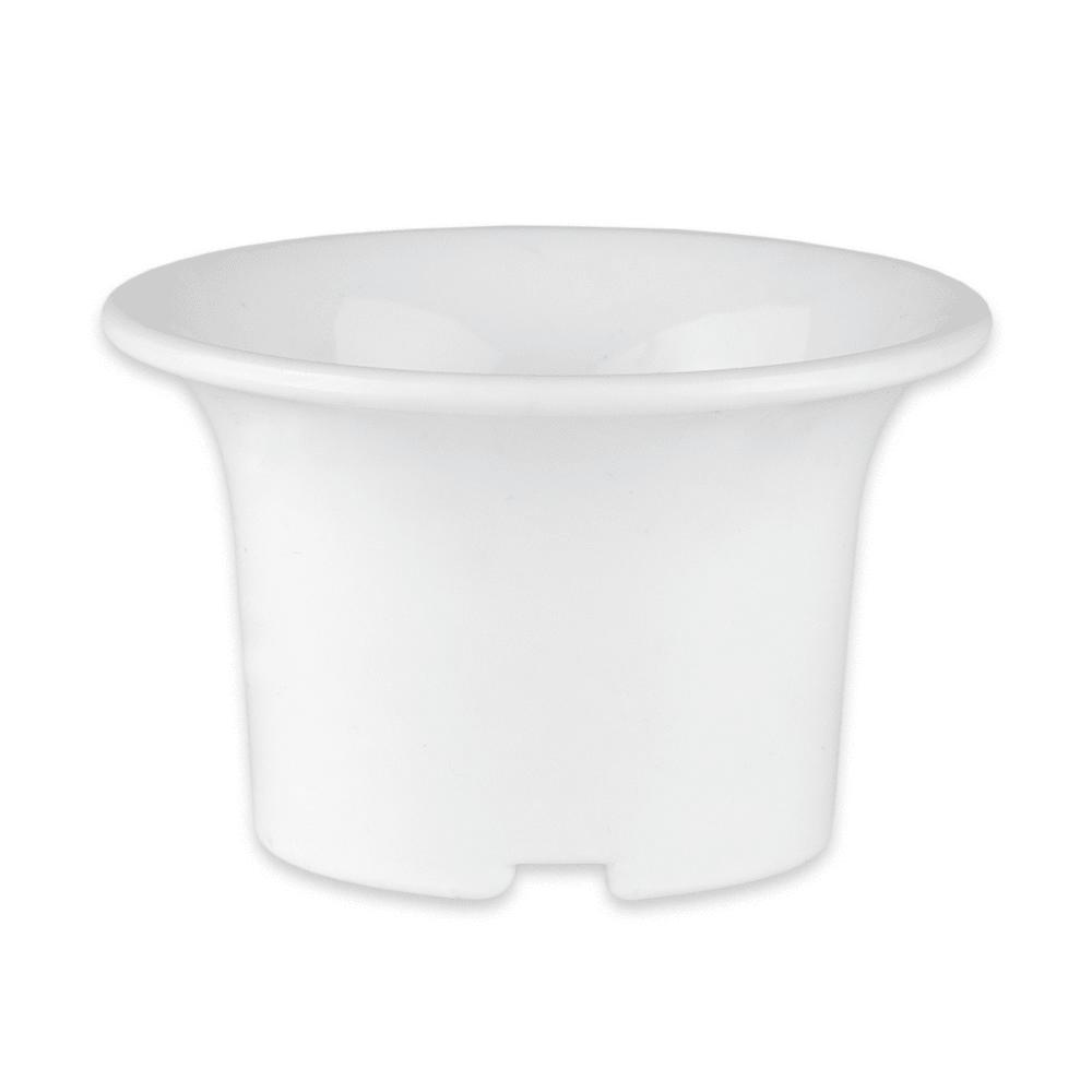 GET SC-222-W 2 oz Sauce Cup, Plastic, White