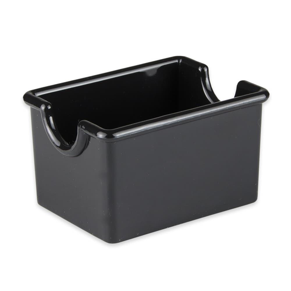 GET SC-66-BK Sugar Caddy, Plastic, Black