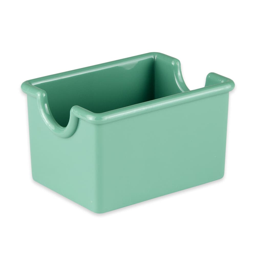 GET SC-66-FG Sugar Caddy, Plastic, Green