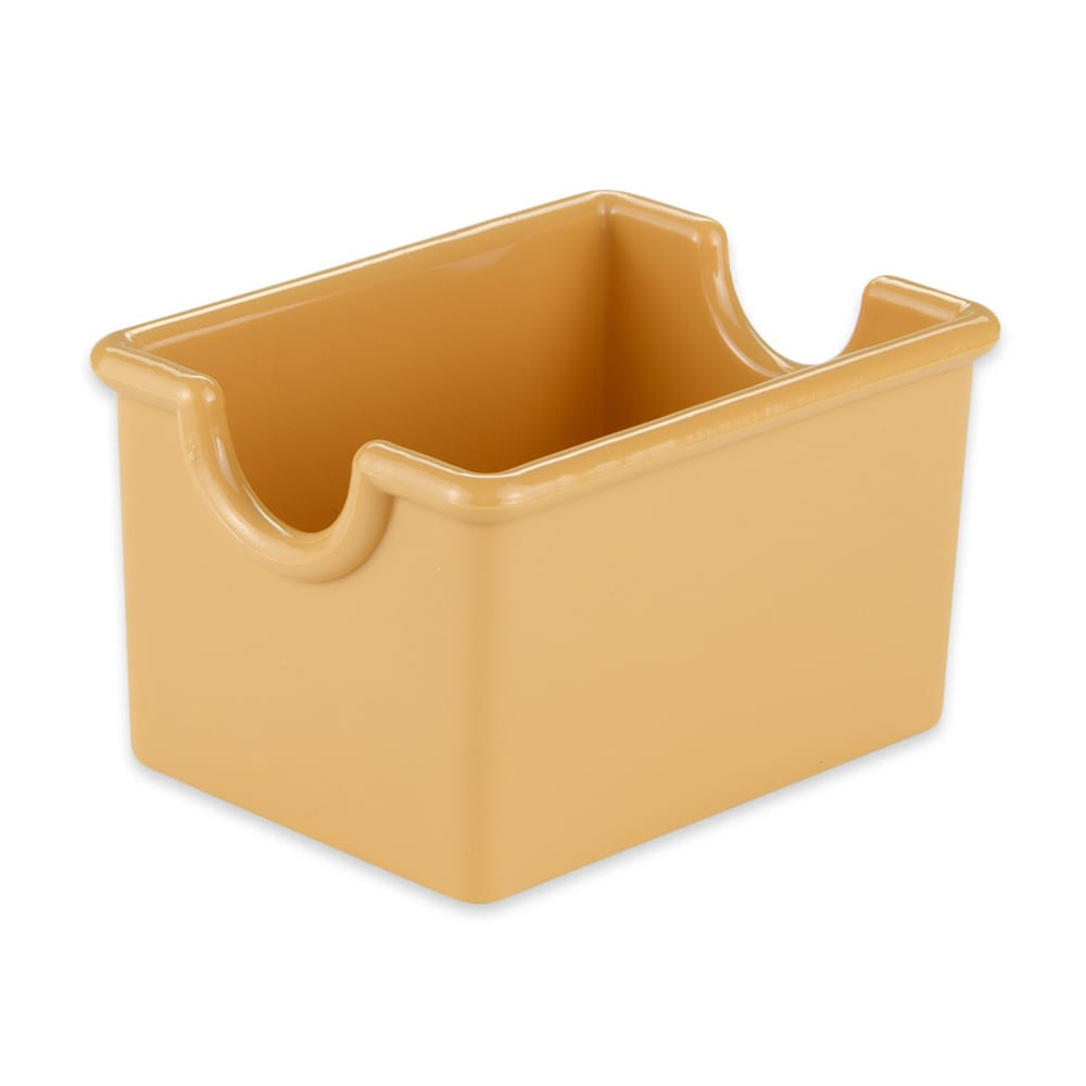 GET SC-66-TY Sugar Caddy, Plastic, Yellow