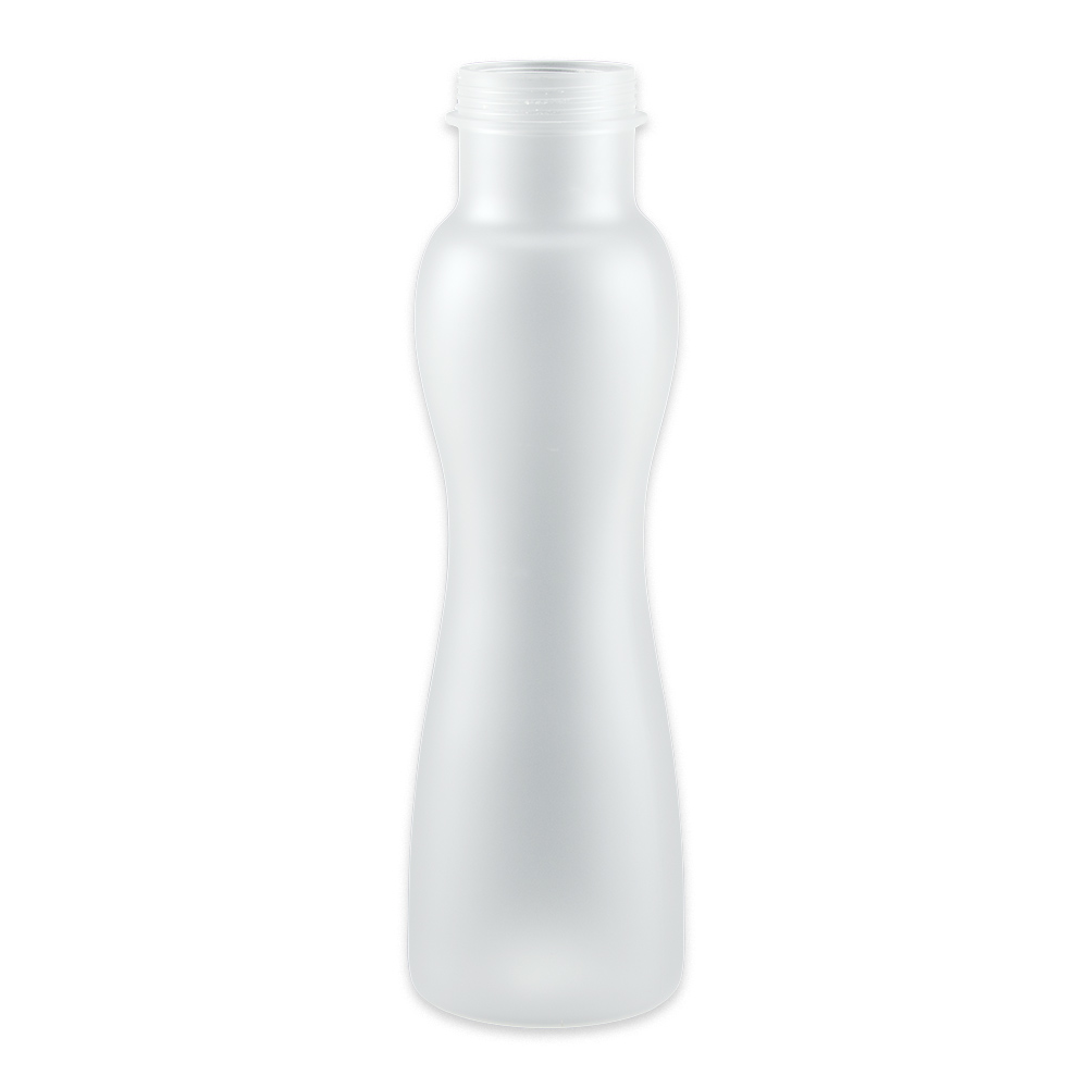"GET SDB-32-PC-B 10.8""H Salad Dressing Bottle w/ 32-oz Capacity, Polycarbonate, Frosted"
