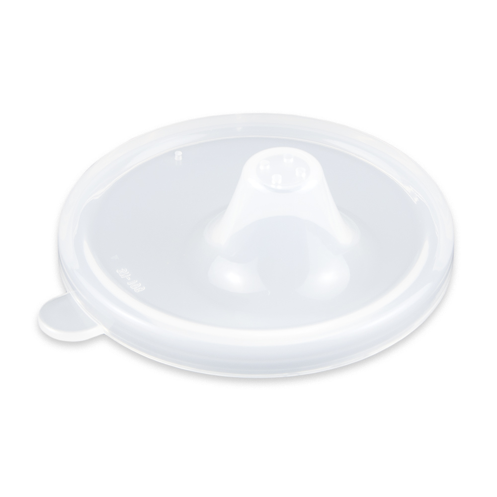 GET SN-106-CL Perforated Lid for SN-103 & SN-104, Polypropylene, Clear