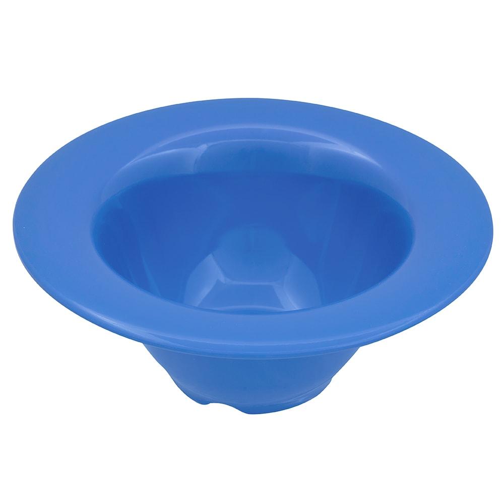 "GET SN-108-PB 6.25"" Round Oatmeal Bowl w/ 10-oz Capacity, Melamine, Blue"