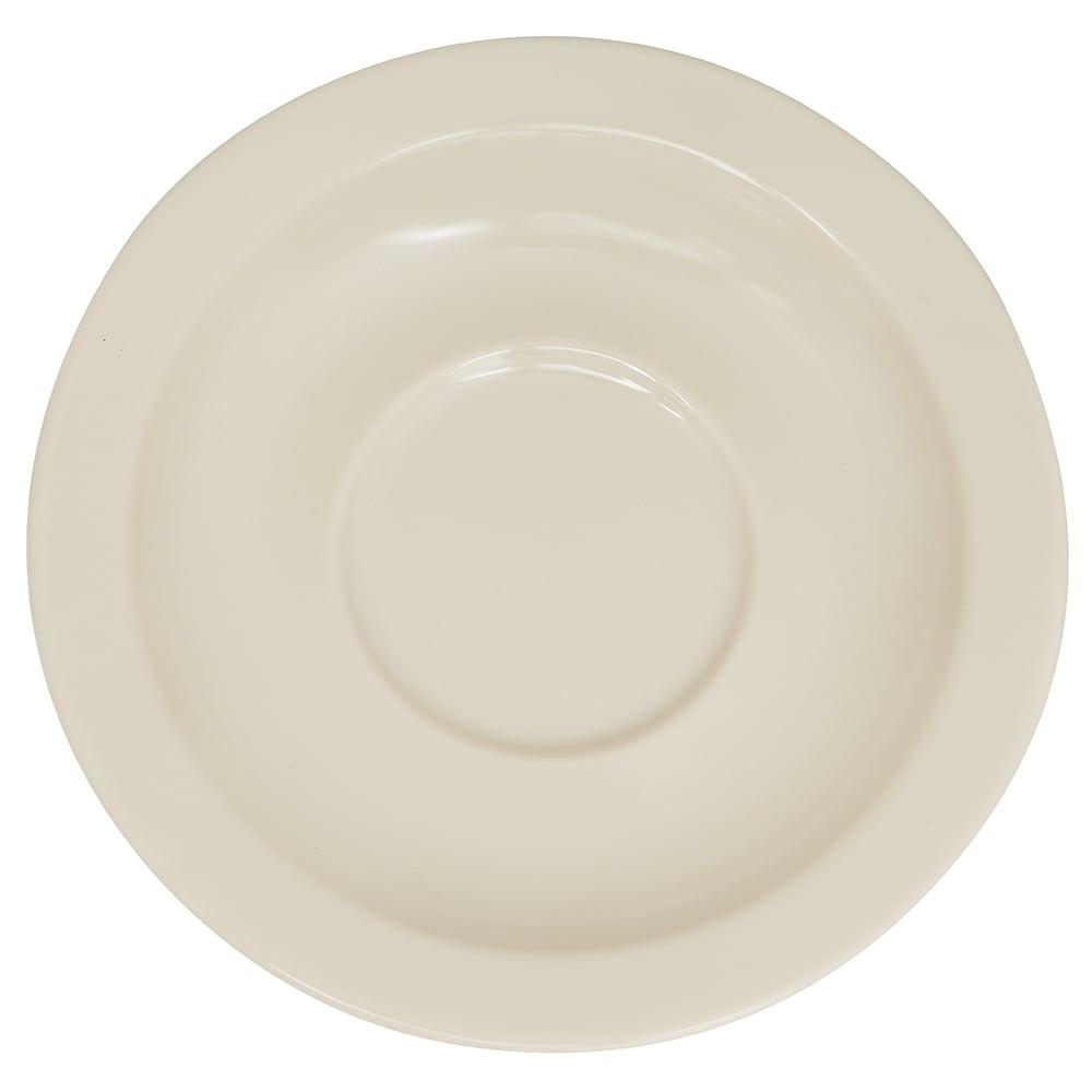 "GET SU-4-DI 4.5"" Round Saucer, Melamine, White"